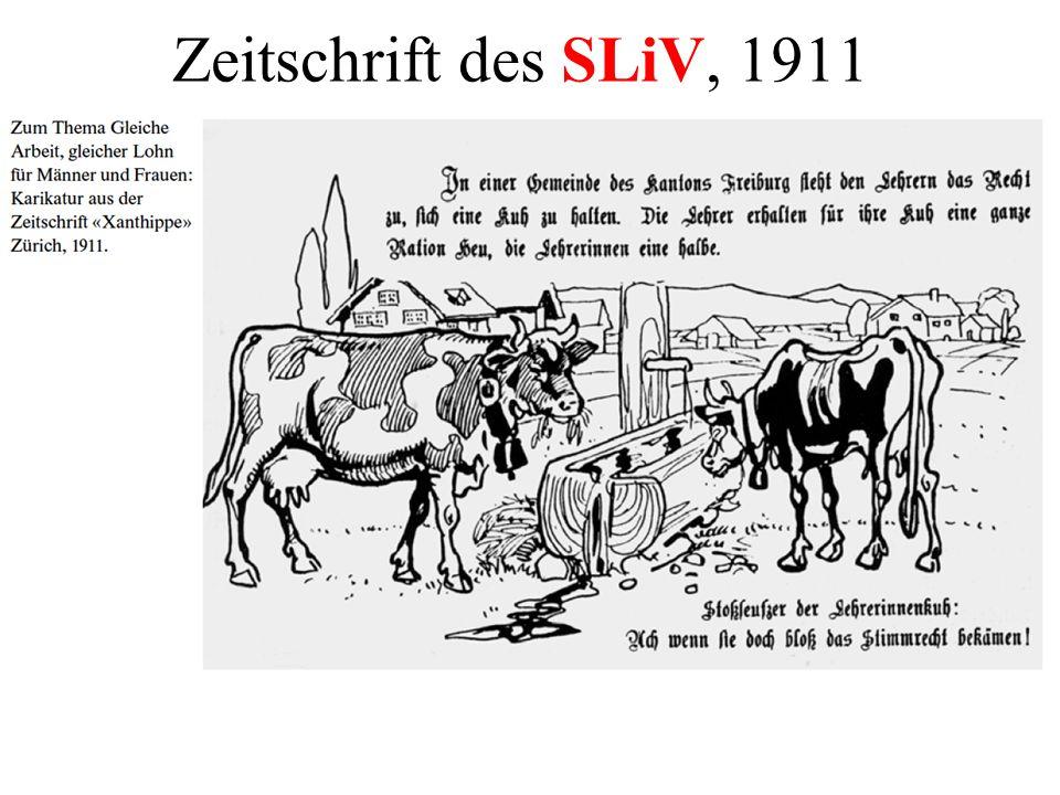 Zeitschrift des SLiV, 1911