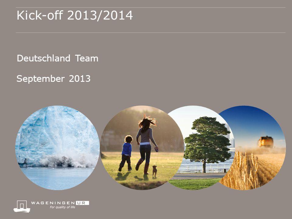 Fragen?  Das neue Handbuch des Deutschland Teams!  Kontaktliste