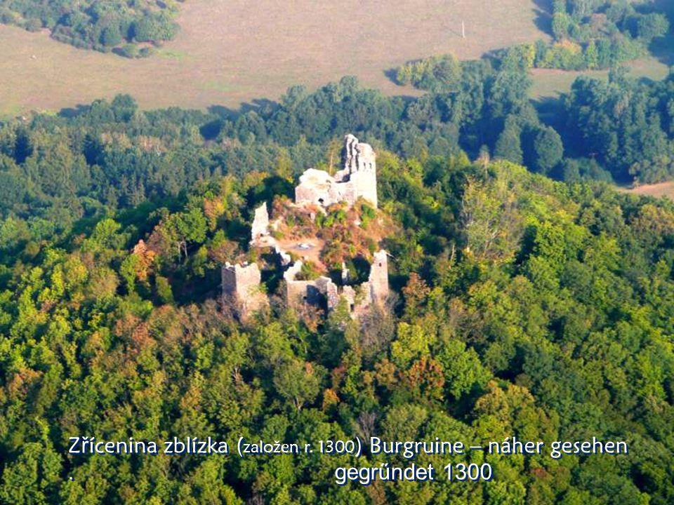 Ruiny hradu Egerberk (u Klášterce nad Ohří) (Burgruine )