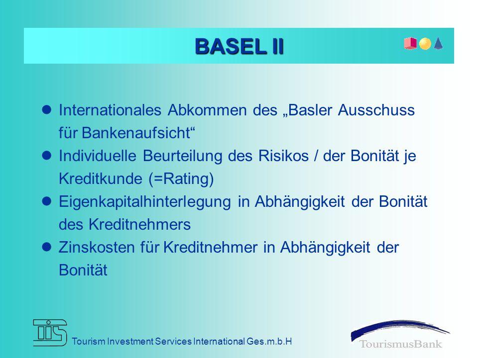 """WAS ist BASEL II .1. WELCHE Auswirkungen könnte """"Basel II auf Ihr Unternehmen haben ."""