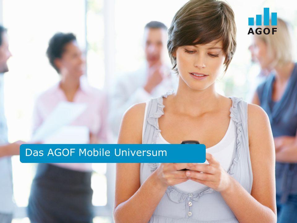 Das AGOF Mobile Universum