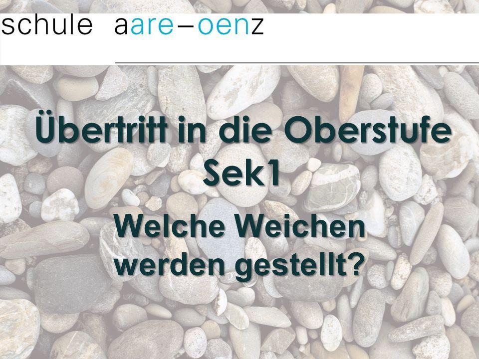 BM2 Obligatorische Schulzeit (Primarschule / Sekundarstufe I) Eidg.