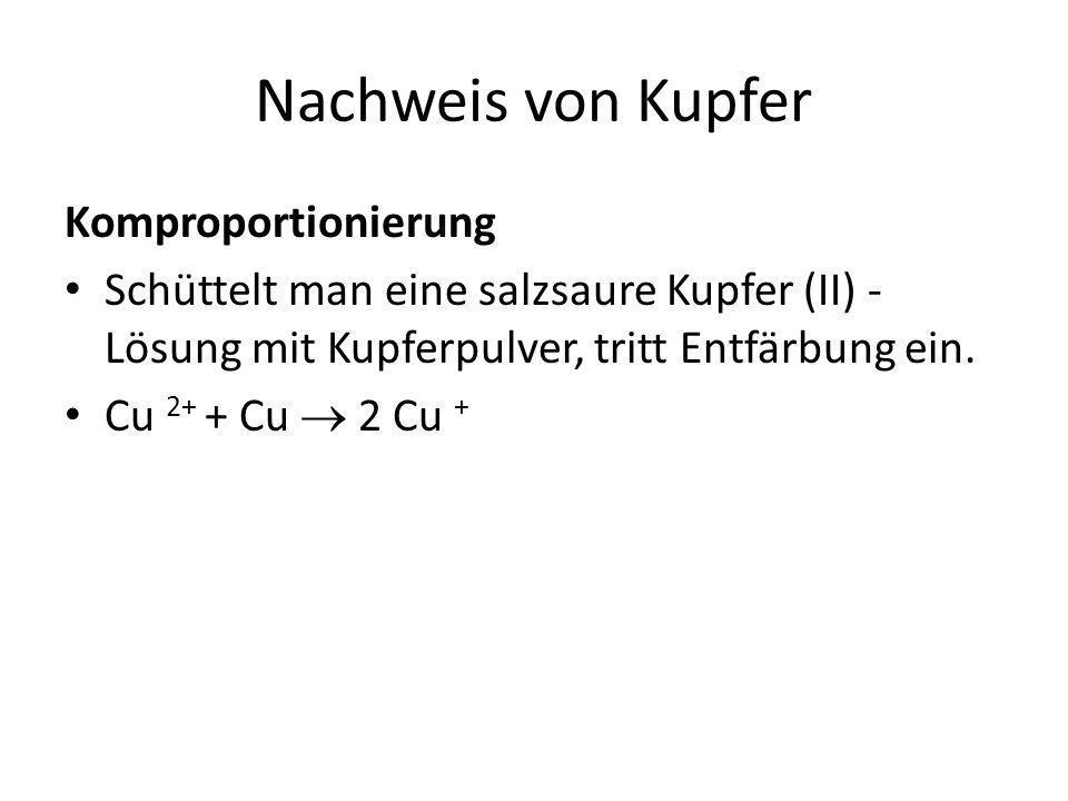 Komplexometrie III Prinzip der Komplexometrie: Die Probelösung, welche die zu untersuchenden Metallionen enthält, wird mit einen Metall- indikator versetzt.