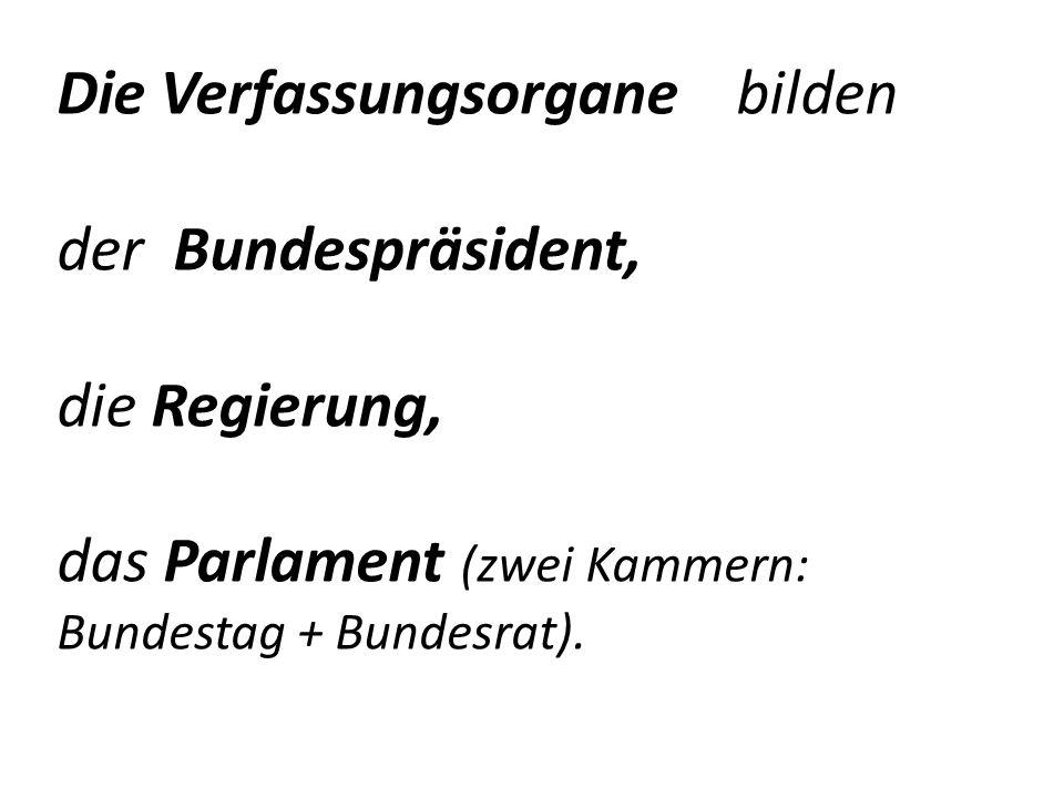Die Schweiz ist eine parlamentarische, demokratische, neutrale Bundesrepublik.