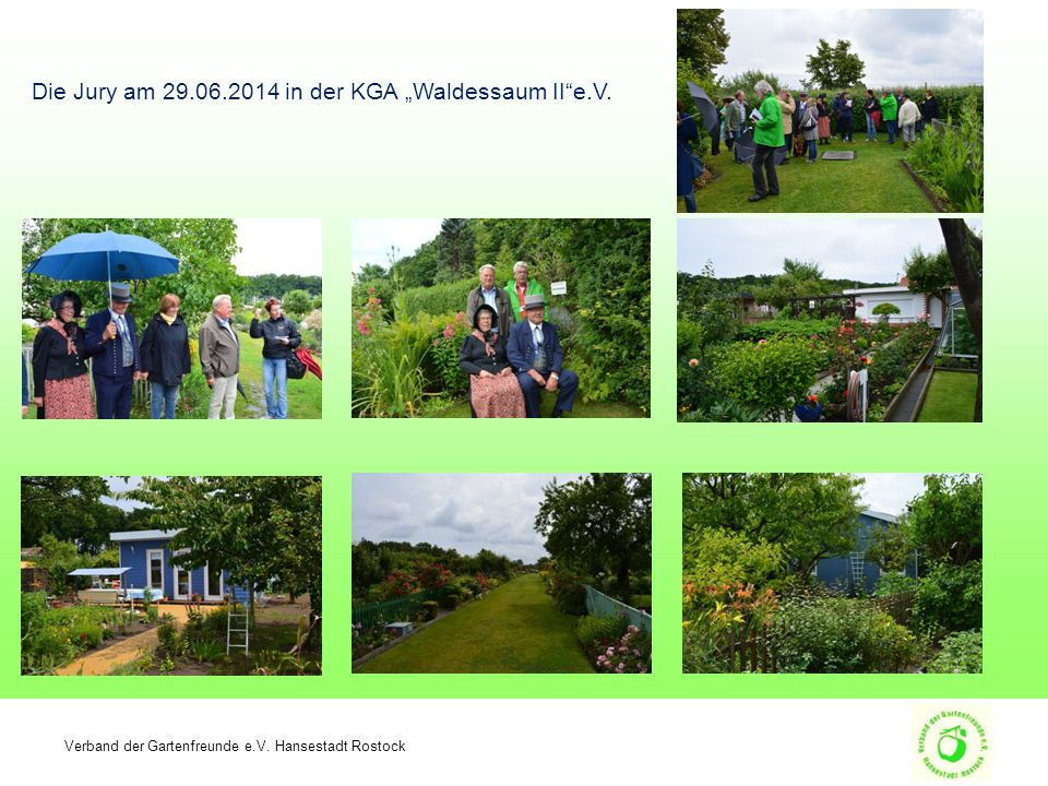 Verband der Gartenfreunde e.V.