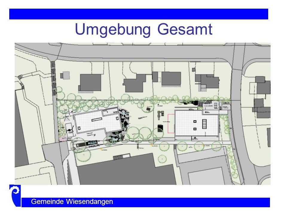 Umgebung EG Gemeinde Wiesendangen