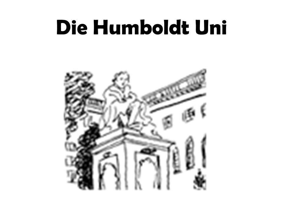 Die Humboldt Uni