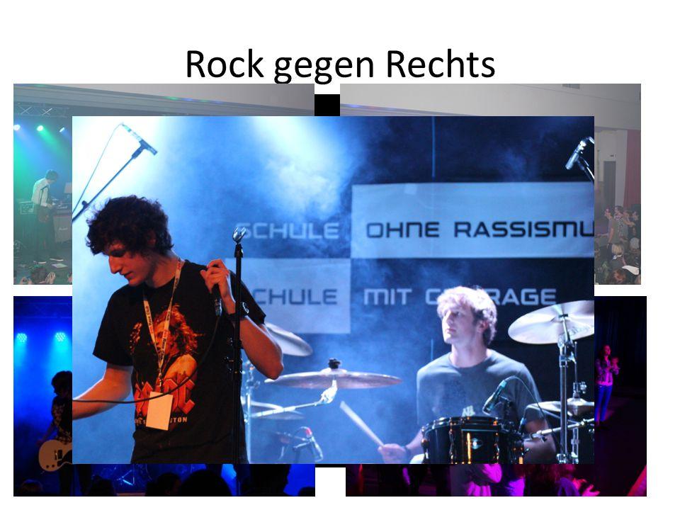 Rock gegen Rechts