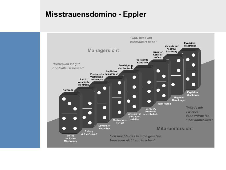 Misstrauensdomino - Eppler