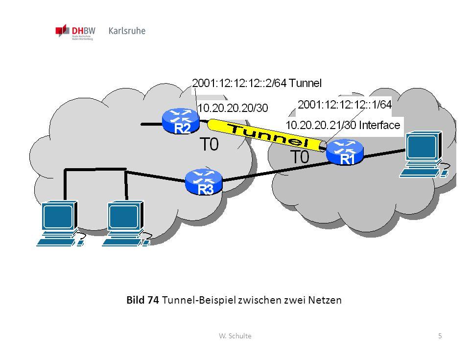 W. Schulte5 Bild 74 Tunnel-Beispiel zwischen zwei Netzen