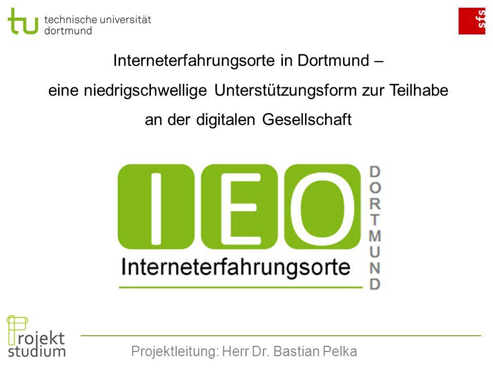 Behinderung und Medien: Projektgruppe 1.1 Modulprüfung P2: 07.07.2014 Projektleitung: Herr Dr.