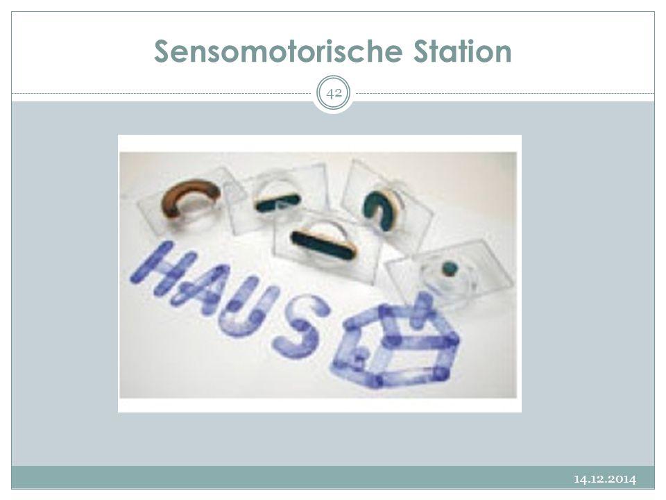Sensomotorische Station 14.12.2014 42