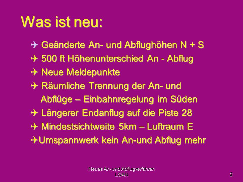 """Peter Merz Neues An-und Abflugverfahren LOAN 3 Die neuen Meldepunkte  """"F  """"Z  """"E  """"L  """"M F Sollenau Holzplatz Straße Felixdorf-Großmittel Wr."""