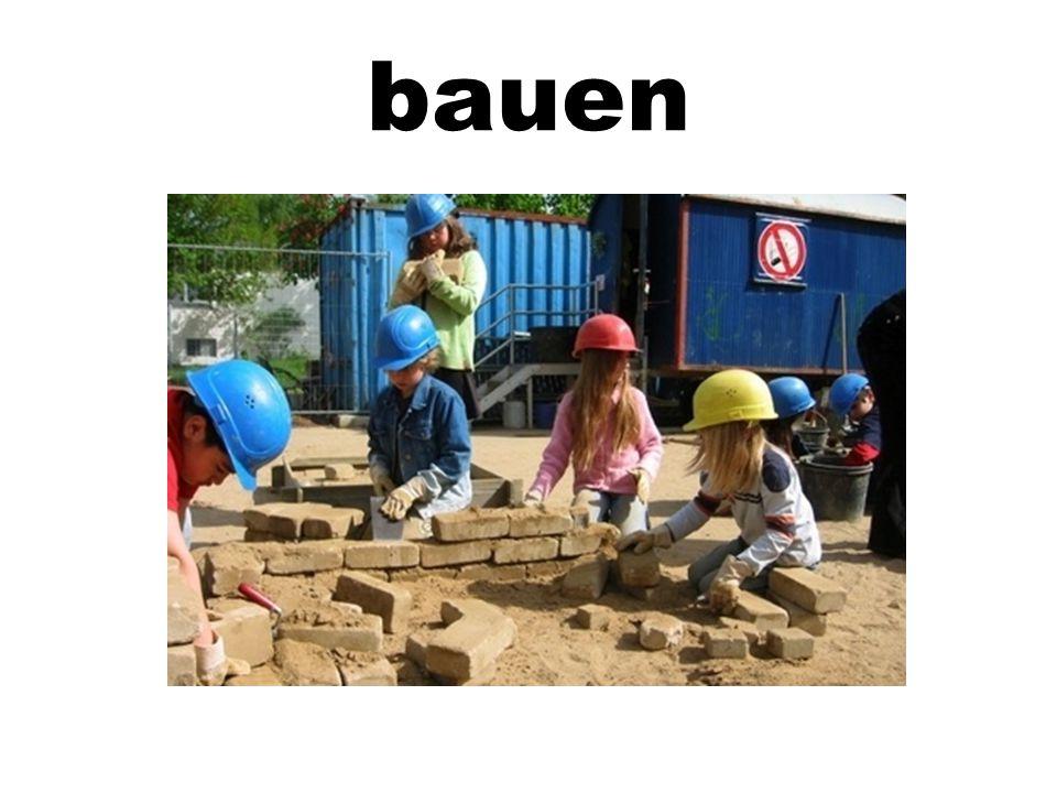 bauen
