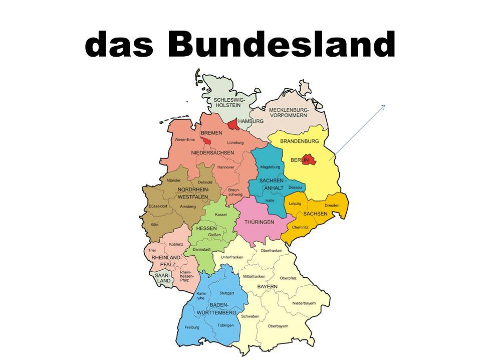 das Bundesland