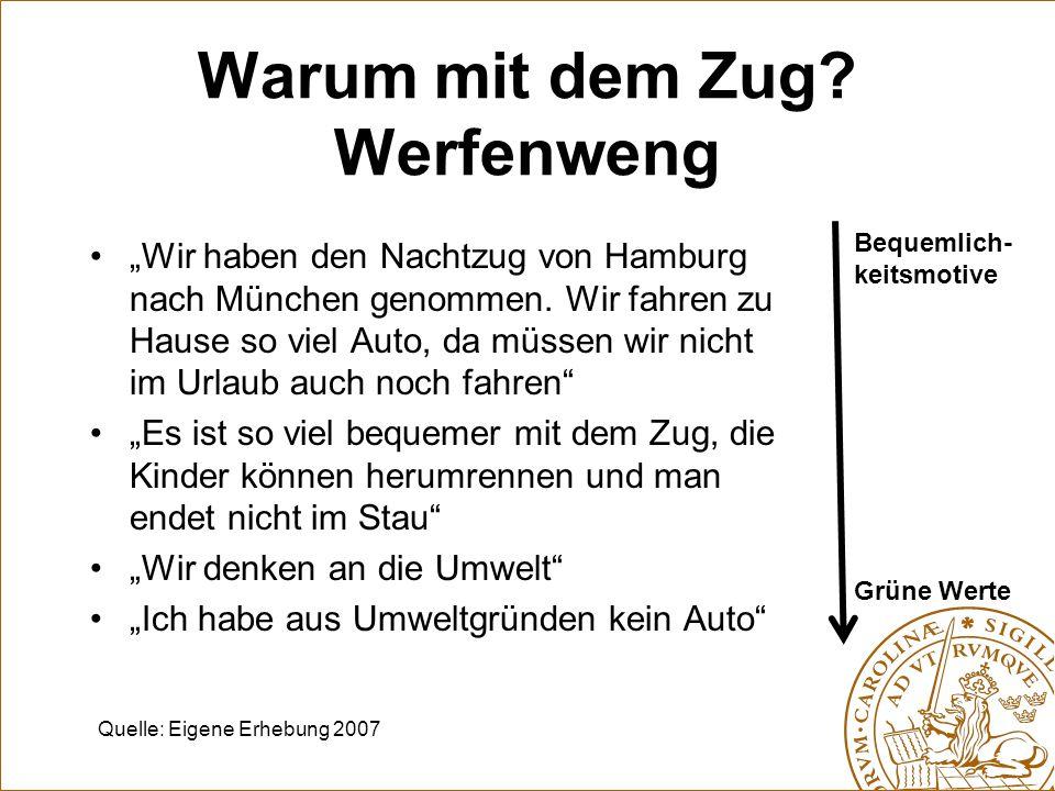 """Warum mit dem Zug? Werfenweng """"Wir haben den Nachtzug von Hamburg nach München genommen. Wir fahren zu Hause so viel Auto, da müssen wir nicht im Urla"""