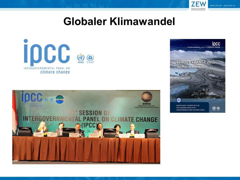 Globaler Klimawandel