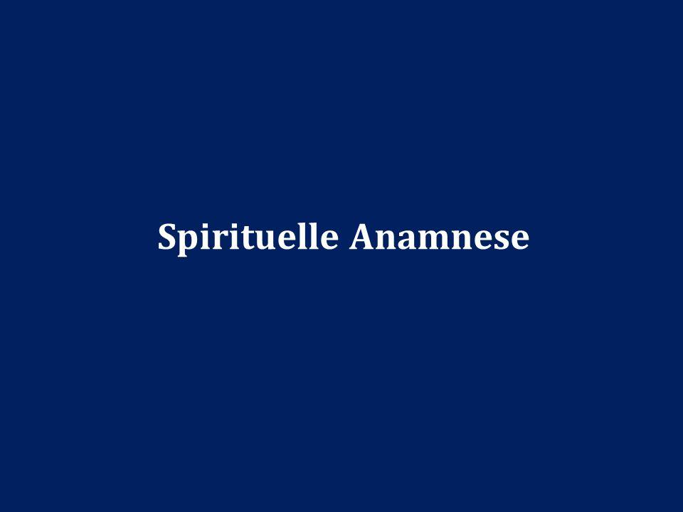 15 Spirituelle Anamnese