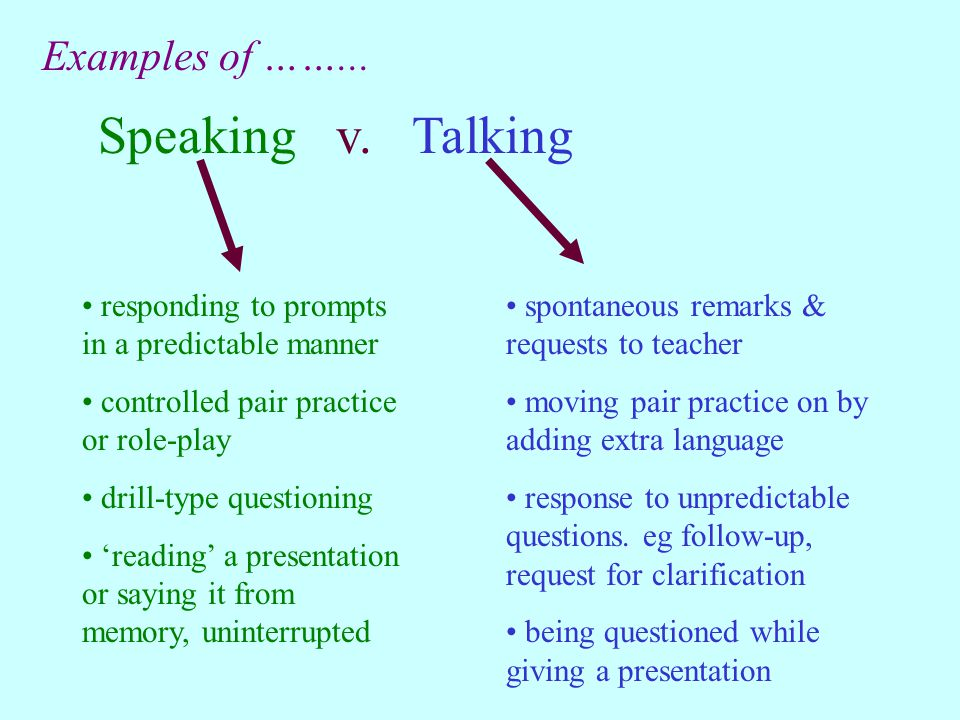 Using ICT to develop spontaneity in talk Centre for Research into Second and Foreign Language Pedagogy Philip Hood 2002