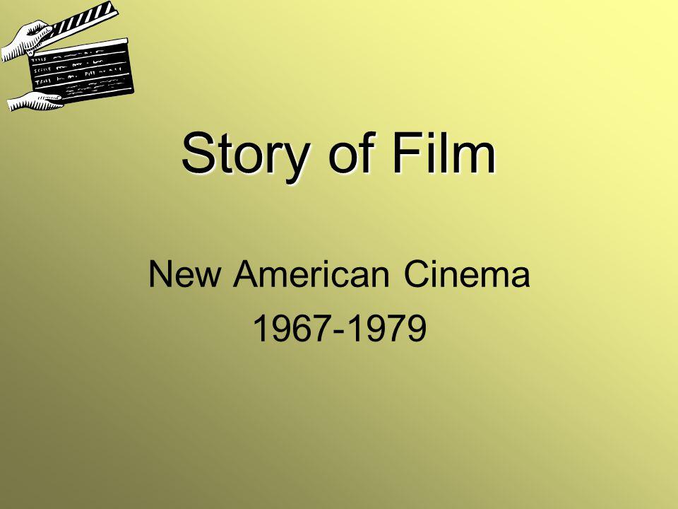 """05.11.2014Story of Film2 Gliederung 1.Entstehung des """"New American Cinemas 2.Rubriken des """"New American Cinemas Satirische Filme Dissidentenfilme Assimilationisten 3.Ende der """"New American Cinema -Epoche"""