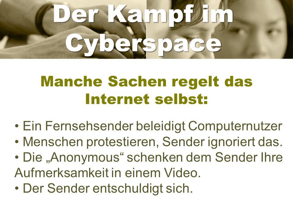 Daten entführen Datenmissbrauch Angriffe auf Internetpräsenzen Daten enthüllen Nutzung des mobilen Internet um Gewalt und Kriminalität zu koordinieren