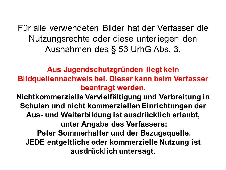 Infos zum Urheber- und Persönlichkeitsrecht www.irights.info www.juraserv.de/medienrecht/das-allgemeine-pers- nlichkeitsrecht.html www.gesetze-im-inte