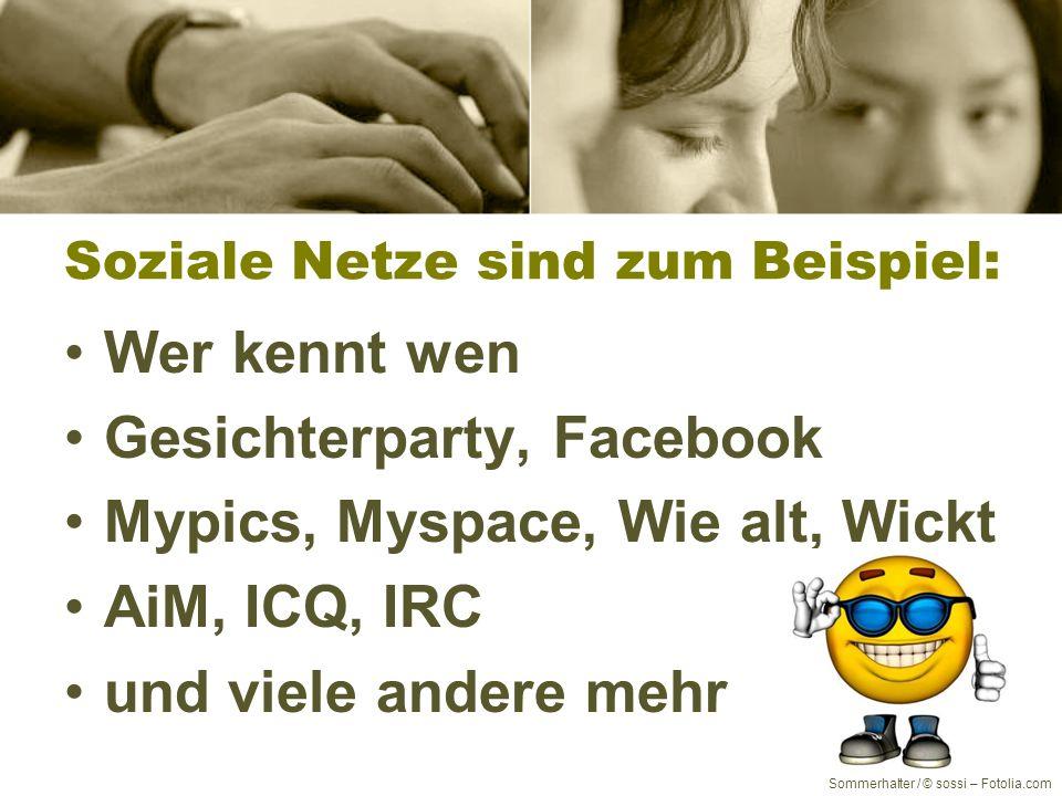Soziale Netzwerke Profile Passwörter 2. Kapitel