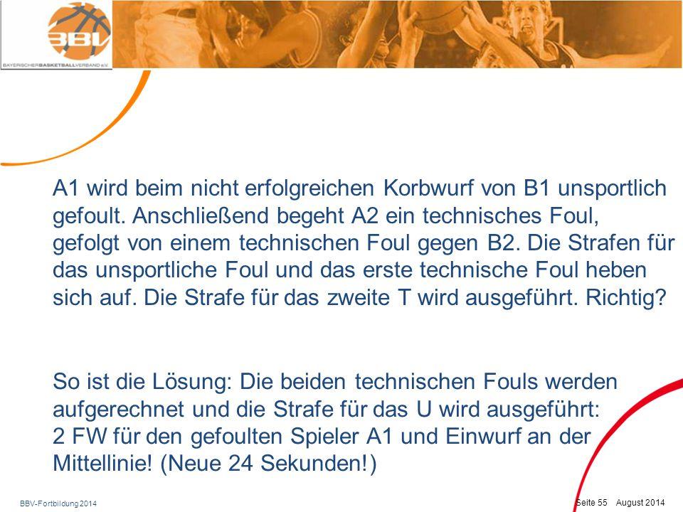 BBV-Fortbildung 2014 Seite 56 August 2014 Nein (Art.