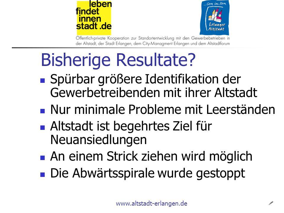 www.altstadt-erlangen.de Zukunft.