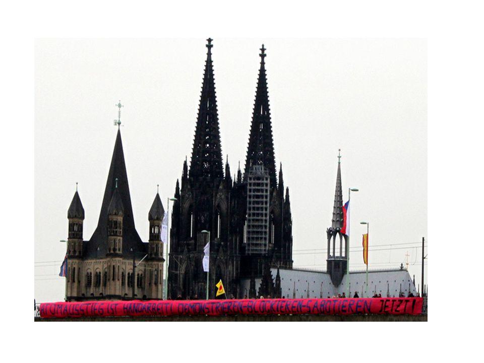 Trotz regen in München – die Menschen bleiben