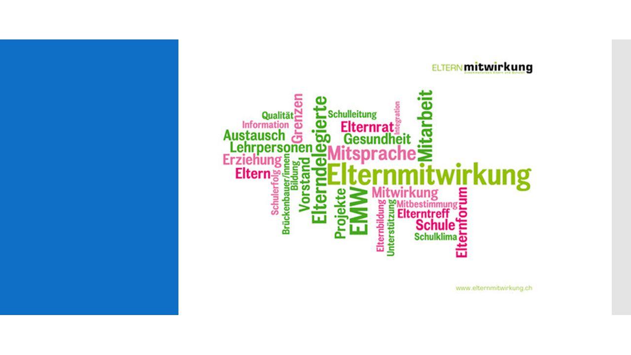 Veränderungen  in der Schule  den Familien  der Lebenswelt  der Arbeitswelt verlangen …transparente Kommunikation … einen wertschätzenden Dialog unter den Beteiligten … Rollenklärungen … lokal definierte, verbindliche Kommunikationsgefässe