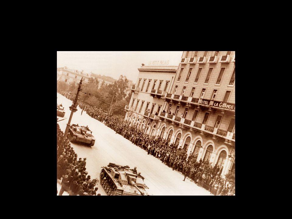 Oktober 1940 Griechenland in den Krieg Am 6.