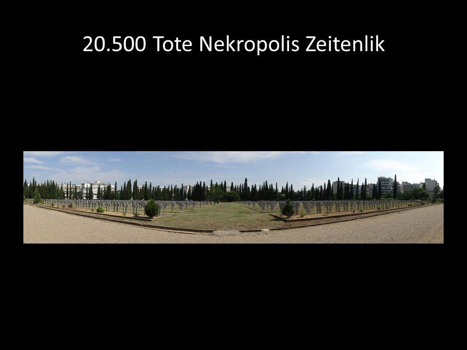 20.500 Tote Nekropolis Zeitenlik