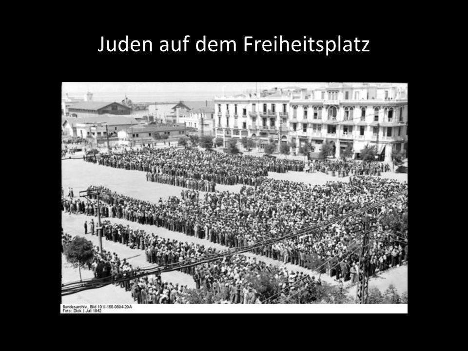 Juden auf dem Freiheitsplatz