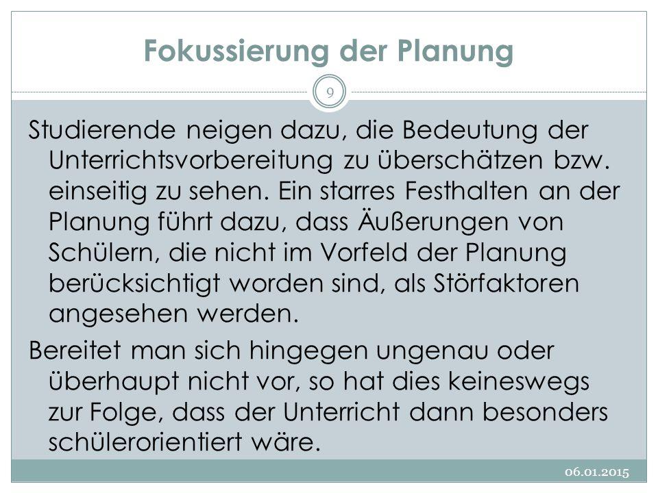 Affektive Ziele nach der Taxonomie Neuböck-Hubinger, B.