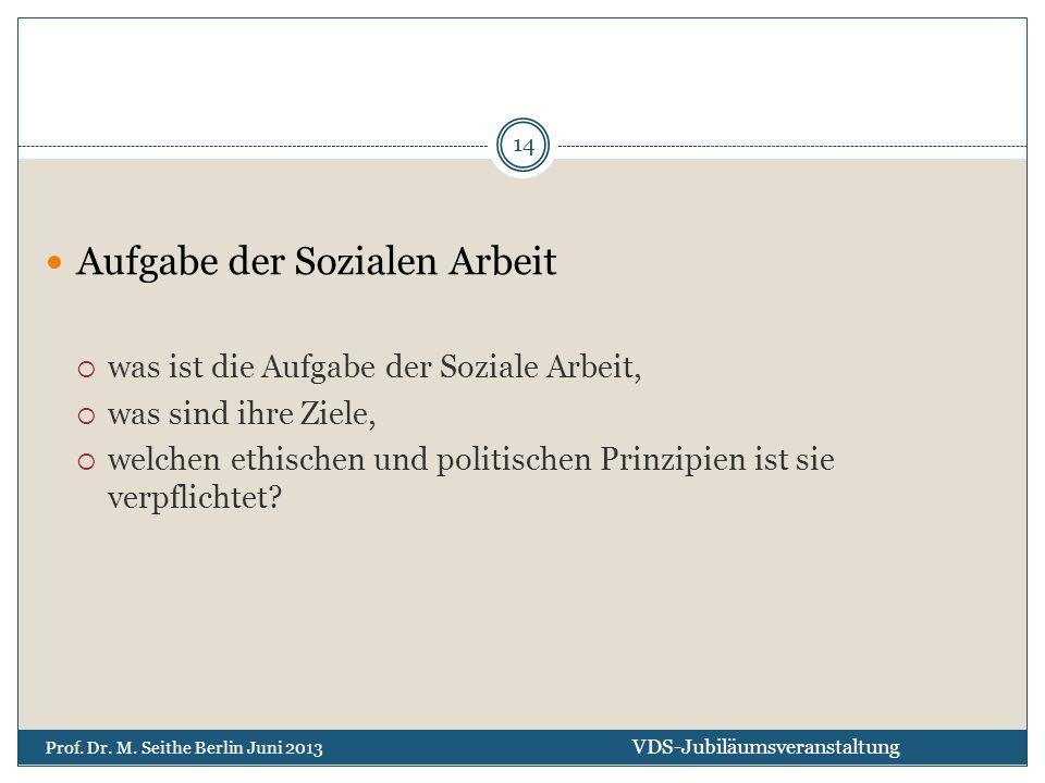 Aufgabe der Sozialen Arbeit  was ist die Aufgabe der Soziale Arbeit,  was sind ihre Ziele,  welchen ethischen und politischen Prinzipien ist sie ve