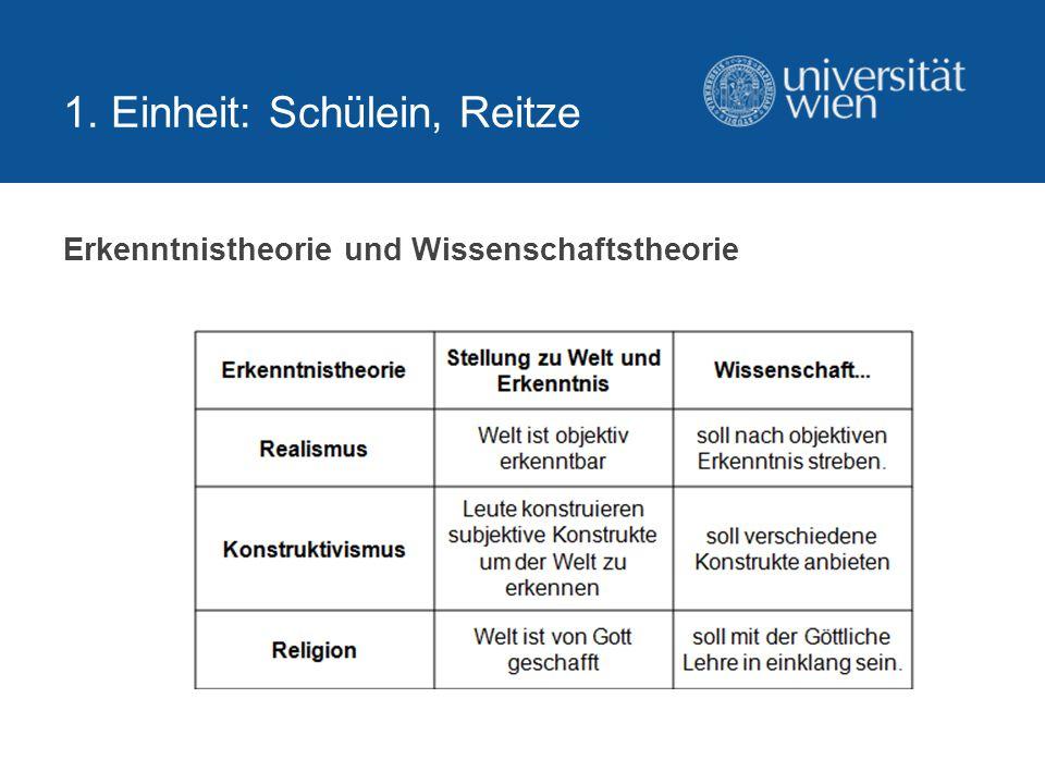 Qualitativ Deutender und sinnverstehender Zugang zur sozialen Welt 8.