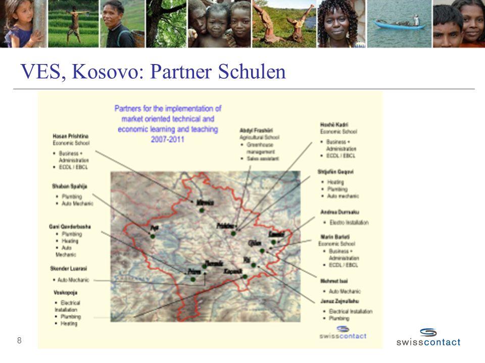 VES, Kosovo: Partner Schulen 8