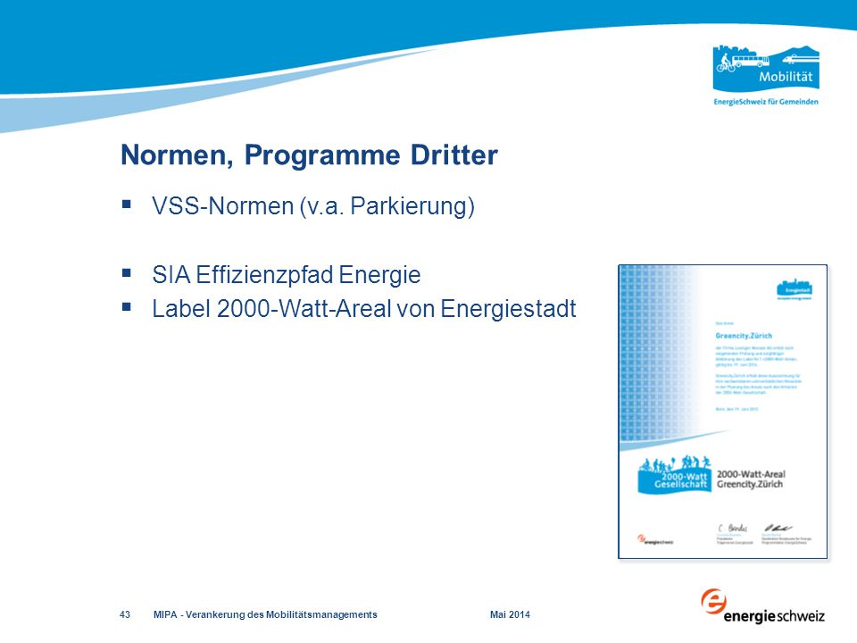  VSS-Normen (v.a.