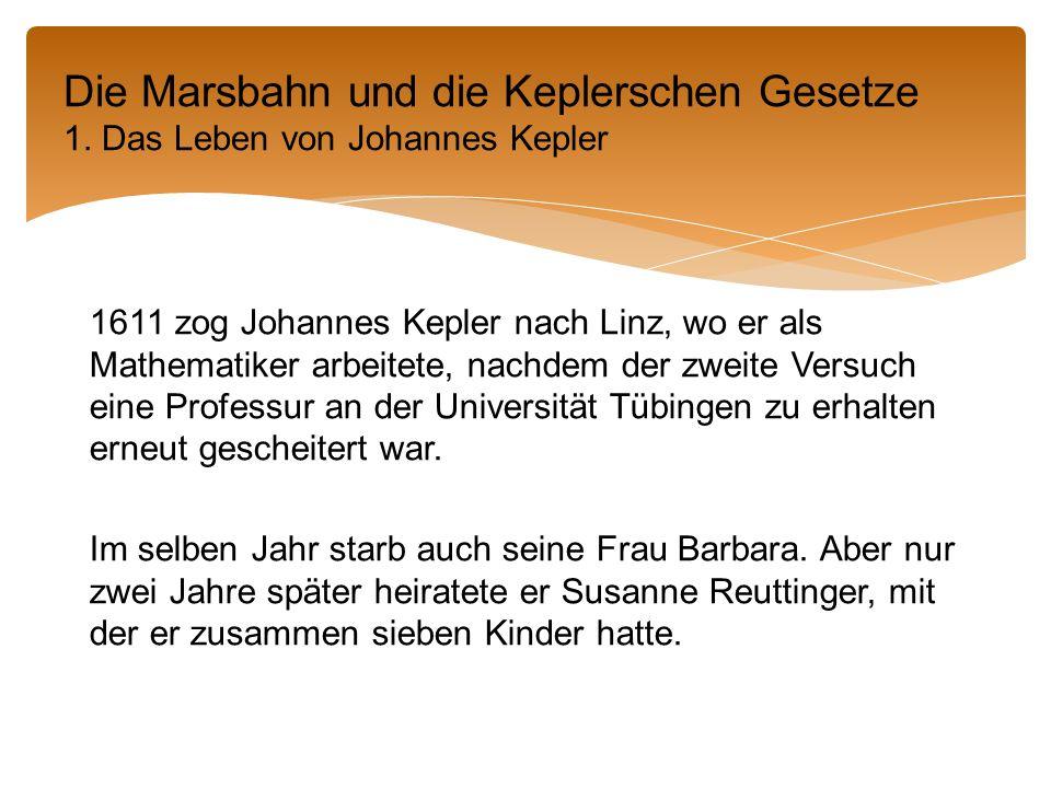 Die Marsbahn und die Keplerschen Gesetze Quellen Bilderquellen: http://www.expansionmedia.de/kepler/images/fuenfeck.jpg Aufrufdatum: 03.07.2012 http://www.nada.kth.se/~fred/tycho/Tyge_Brahe_HPHansen_280.jpg Aufrufdatum: 03.07.2012 http://www.planetenkunde.de/pics/p004/p00401/gg/p0040102001_01.jpg Aufrufdatum: 03.07.2012 http://www-history.mcs.st-and.ac.uk/BigPictures/Kepler.jpeg Aufrufdatum: 03.07.2012