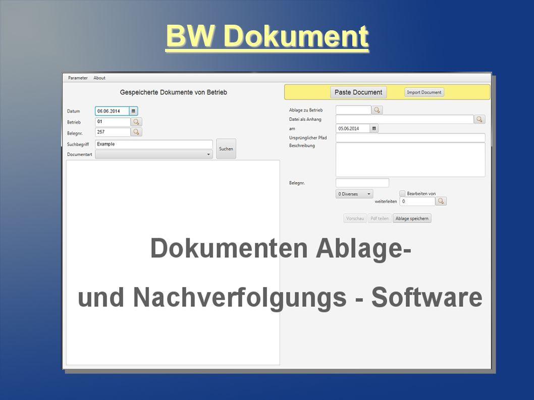 BW Dokument