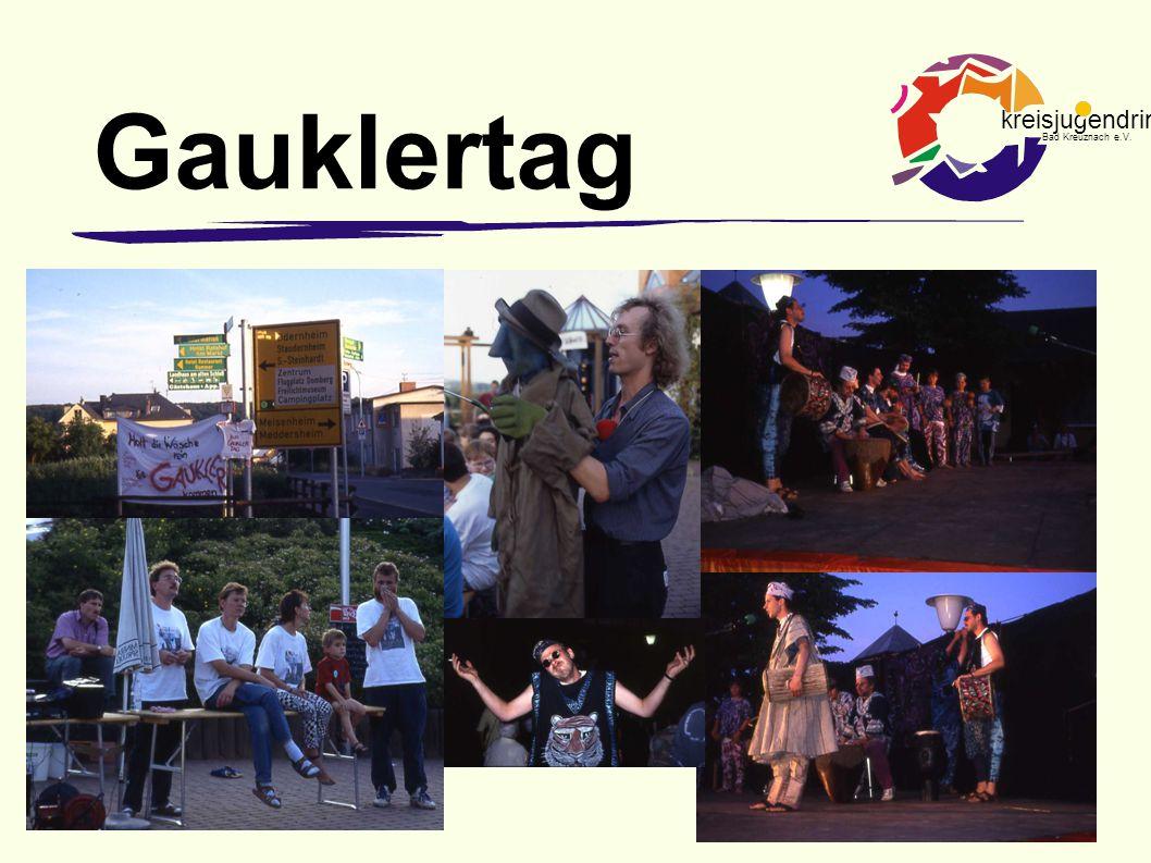 kreisjugendring Bad Kreuznach e.V. Gauklertag