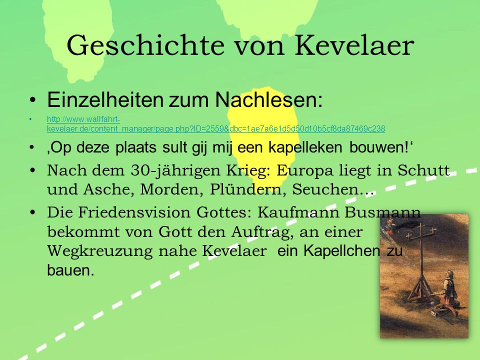 Fachbereich Jugendpastoral MinistrantInnen Am Domhof 18-21 31134 Hildesheim Telefon 05121 307-346 www.jugend-bistum- hildesheim.de/kevelaer www.ich-glaub-an-dich.de Herzliche Einladung
