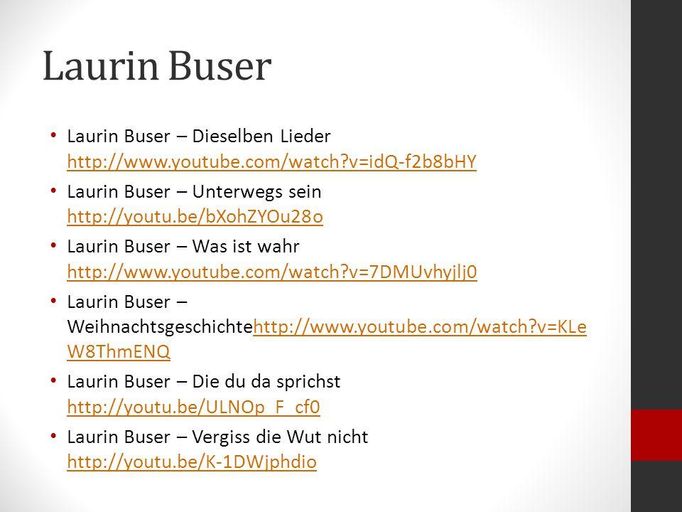 Hazel Brugger Hazel Brugger – Sommerslam -- Bakschisch-- Zirkusdirektor-- Kürbiskernöl-- Rammbock– Hebamme http://www.youtube.com/watch?v=RLgVjaOgMFM http://www.youtube.com/watch?v=RLgVjaOgMFM Hazel Brugger – Liebestext http://www.youtube.com/watch?v=GL_gTwDG4DQ http://www.youtube.com/watch?v=GL_gTwDG4DQ Hazel Brugger – Bevor wir gezeugt werden, ist...