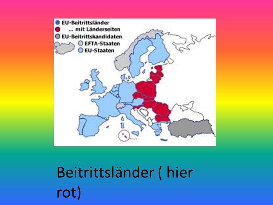 EU Mitgliedsländer