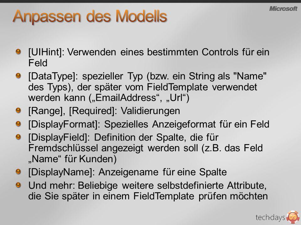 [UIHint]: Verwenden eines bestimmten Controls für ein Feld [DataType]: spezieller Typ (bzw.