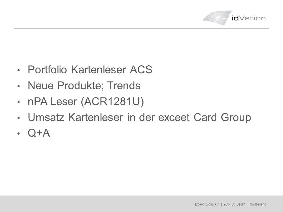 exceet Group AG | 9004 St.
