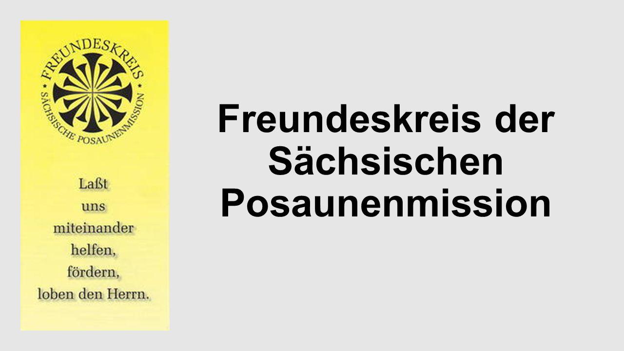 Freundeskreis der Sächsischen Posaunenmission