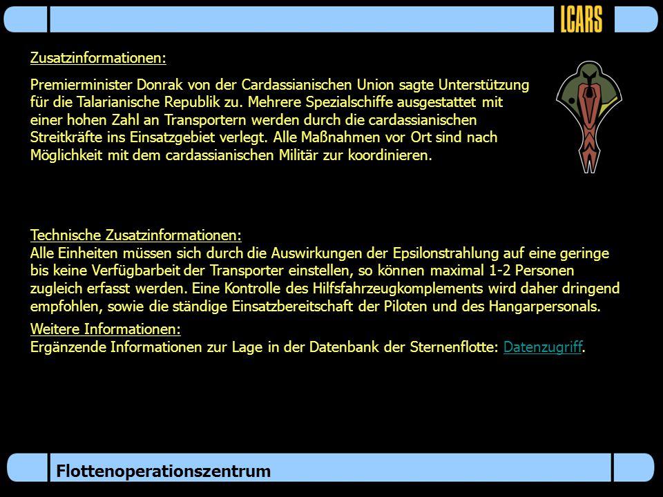Flottenoperationszentrum Empfänger: Kommandeure Einsatzverband Operation Charon Zur Präsentation der Besatzung freigegeben Gez.