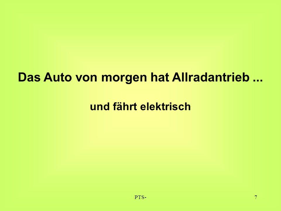 PTS-Korneuburg18 Elektroauto mit 20kW=ca.26PS: Nur ca.